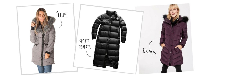 Inspiration tendance magasinage Manteaux tendances pour 2019